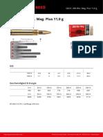Geco Plus 300 WinMag 11g-170gr