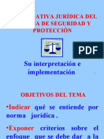 La Normativa Juridica Syp Bcc Julio.08