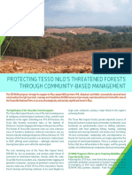 Tesso Nilo's Revitalization Ecosystem - SETAPAK pager