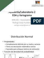2. EDA y Variograma
