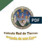 CALCULO DE RED A TIERRA