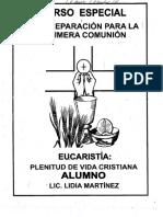 eucaristia alumno