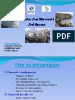Gîte Rural en Jbel Moussa