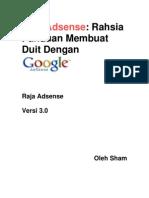 Panduan Google Adsense Versi Bahasa Melayu