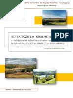 Stymulowanie rozwoju biznesu turystycznego w północnej części województwa podlaskiego. Studium strategiczne