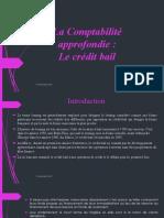 Présentation - La comptabilité approfondie sur crédit bail (MAJ) (4)