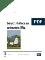 Atividade_dimensionamento de sistema fotovoltaico