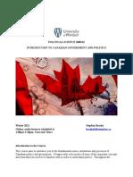 POLS 1000, syllabus, winter 2021(2)