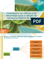 02 - Contributos da ciência e da tecnologia para o estudo da estrutura interna da Terra