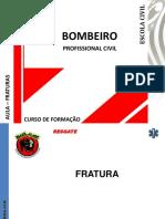 AULA - FRATURAS