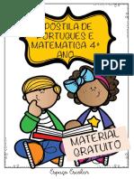 APOSTILA-POR-E-MAT-4-ANO