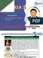Presidentes - Prof Cahuapaza - Sociales
