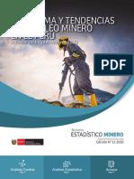 Boletín Estadístico minero