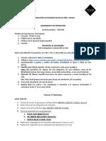 ORGANIZACIÓN ACTIVIDADES DE FIN DE AÑO Y APOYO ajustes