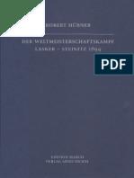 Lasker - Steinitz 1894