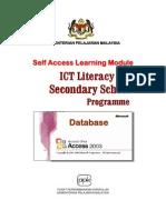 Module MS-Access All