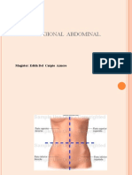 8 Examen  abdominal regional
