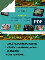 6 - Minerais