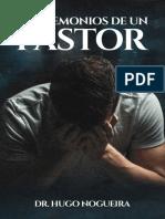 Los Demonios de Un Pastor Libro