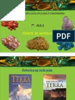 9 - Propriedade dos Minerais