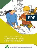 Profissionais Construcao civil