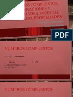 Números Compuestos, Operaciones y Propiedades (1)