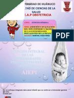 atención y evaluación del niño enfermo y manejo de las enfermedades