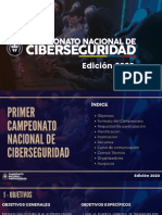 Campeonato Nacional Ciberseguridad EC