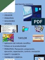EVOLUCIÓN DE LA ADMINISTRACIÓN (2)
