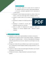 OBJETIVOS ESPECIFICOS Y CONCLUSIONES