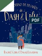 El cuaderno de desafios de Dash & Lily- David Levithan