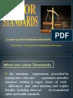 Comprehensive Labor Standard PP Jan2016