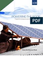 Powering the Poor