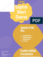 Meeting 4 English Short Course