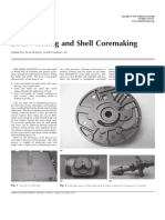 SHELL MOULDING & SHELL CORE MAKING
