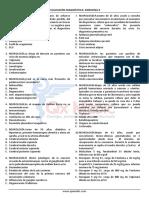ED - MEDICINA II - ENAM 2021 - SIN CLAVES