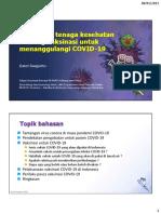 Sosialisasi tenaga kesehatan tentang vaksinasi COVID-19 (Gatot Soegiarto, 2021) - Handout PDF 2