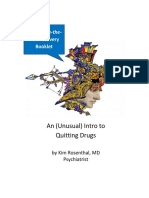 OTB Unusual Intro to Quitting Drugs Preview