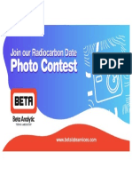 Join our Radiocarbon Date Photo Contest