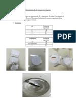 Determinación de pH y temperatura en peces