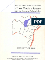 PDRH_BACIA_RIOS_VERDE_E_JACARÉ_MARGEM_DIREITA_DO_LAGO_SOBRADINHO