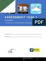 CHCCOM003 Student Assessment Booklet TASK 1
