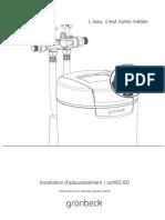 Notice d'Utilisation SAV_softliQ-SD
