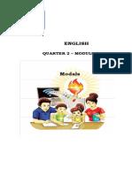 English 5 Quarter 2 Module 2 Modals 1