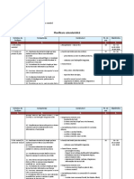 Planificare calendaristica clasa a IV-a