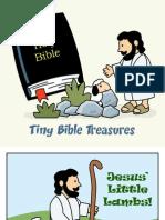 Jesus Little Lambs Slideshow