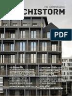 Archistorm N° 92 - Septembre-Octobre 2018