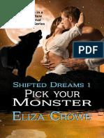 Pick Your Monster - Eliza Crowe
