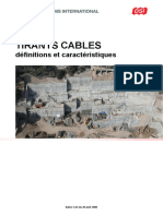 TIRANTS DYWIDAG CABLE Ind 3.24
