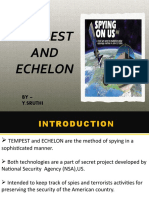 Tempest and echelon